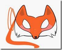 mascara de zorro animales (11)