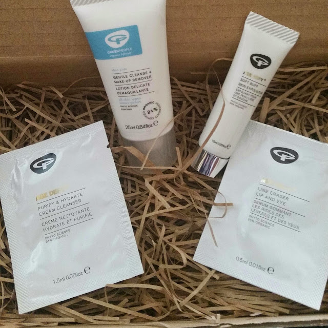 Love Lula Beauty Box October 2014