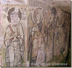 La cappella dell'anfiteatro di Durazzo
