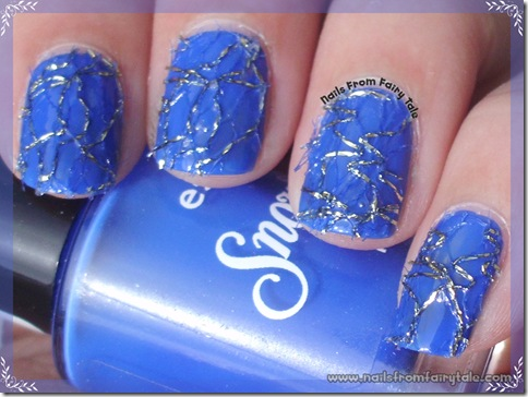 gold and blue lace 5