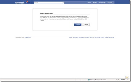 Delete Your Facebook Account  Step-by-Step Instructions_