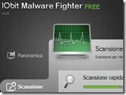 IObit Malware Fighter Free trova e elimina virus dal computer