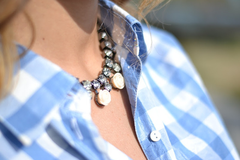 H&M Necklace, Blumarine