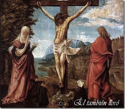 CristoCruccificado-ElTambienLloro-0606-Albrecht Altdorfer