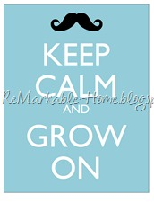 keep calm and grow on copy
