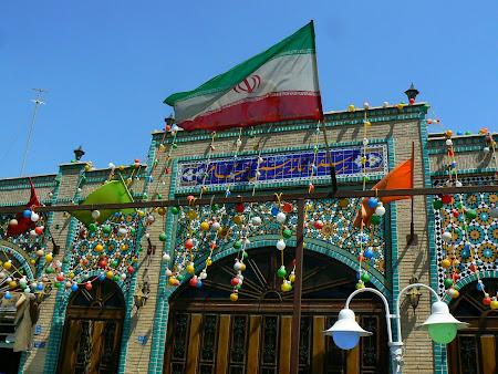 Mancare Iran: restaurant iranian