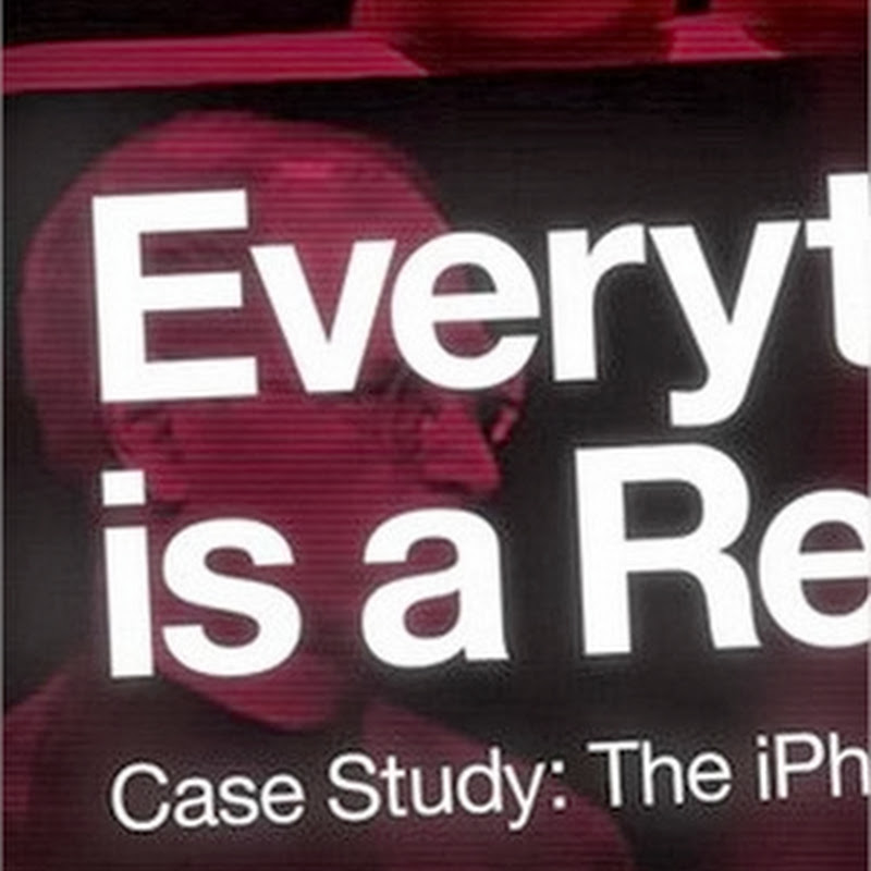 Everything is a Remix, con el caso de estudio del iPhone