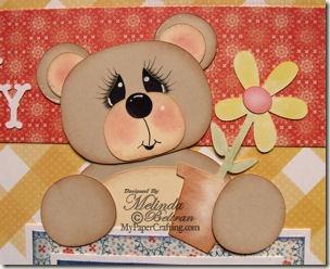 cricut cartridge country life bear paper piecing 300