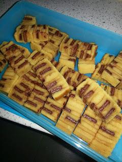 sarawak layered cakes