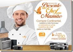 Continental Presente de Chef pra Mamãe