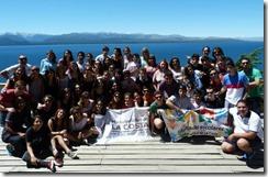 Los ganadores de las Olimpiadas Escolares, la escuela Siglo XXI, viajó a Bariloche