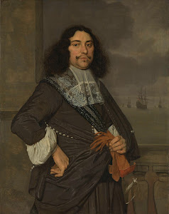 RIJKS: Ludolf de Jongh: painting 1666