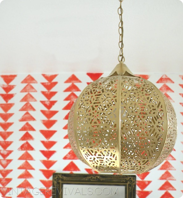 How To Build A Lantern Chandelier