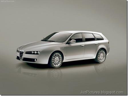 Alfa Romeo 159 Sportwagon 5