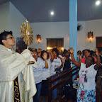 Festa de São Francisco e 20 anos da Paróquia Sagrada Família