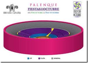 tickettap.com.mx venta de boletos palenque fiestas octubre jalisco mexico 2013