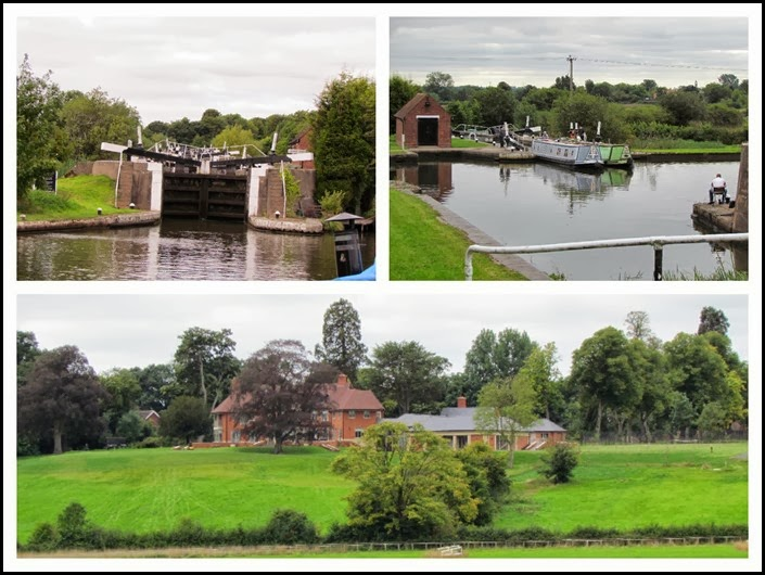 4 Knowle Locks