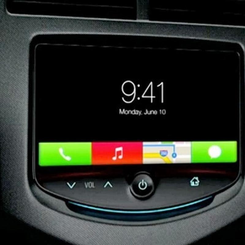 Versão do iOS Exclusiva Para Carros [Veja O Video]