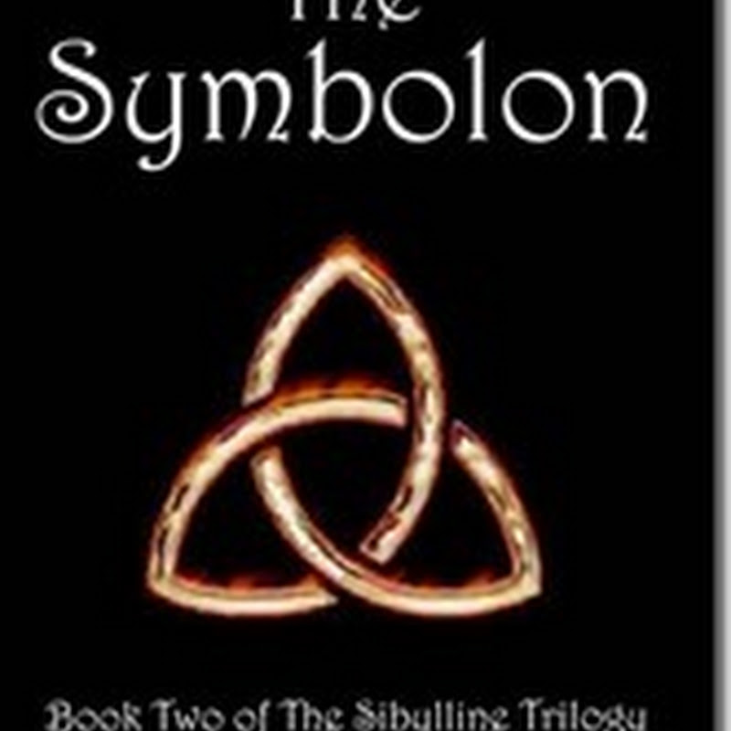 Orangeberry Book Of The Day– The Symbolon (The Sibylline Trilogy) by Delia Colvin