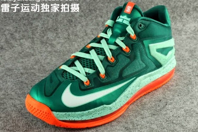 nike lebron 11 low gr biscayne 1 03 Upcoming Nike LeBron 11 Low Biscayne Release Date