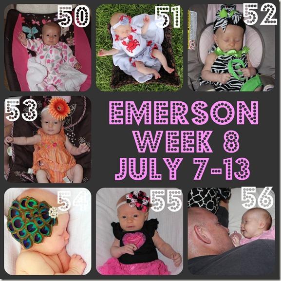 Emerson Week 8