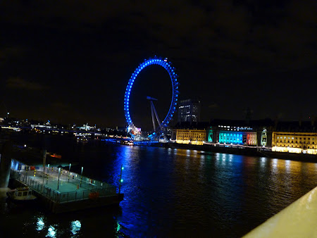 Obiective turistice Londra: London Eye