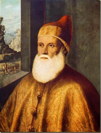 Doge Agostino Barbarigo