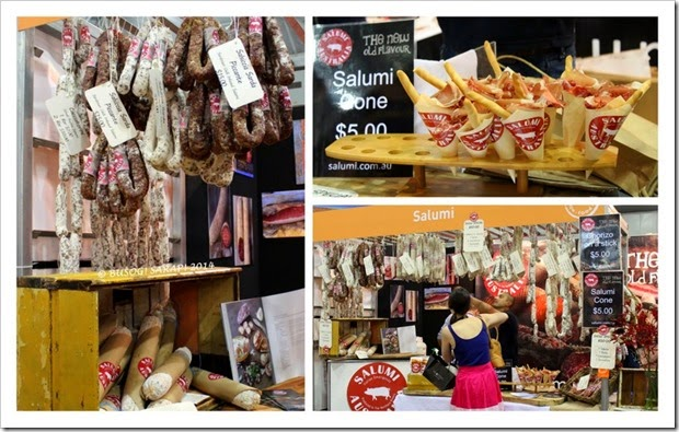 Good Food and Wine Show 2014 - Salumi © BUSOG! SARAP! 2014