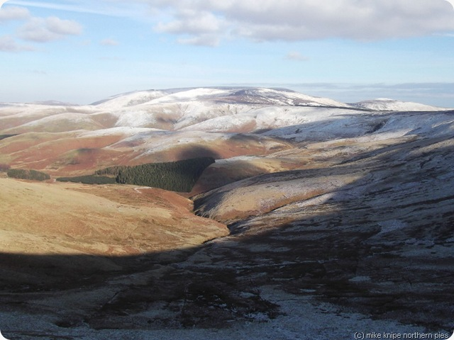 the high bit of the cheviots
