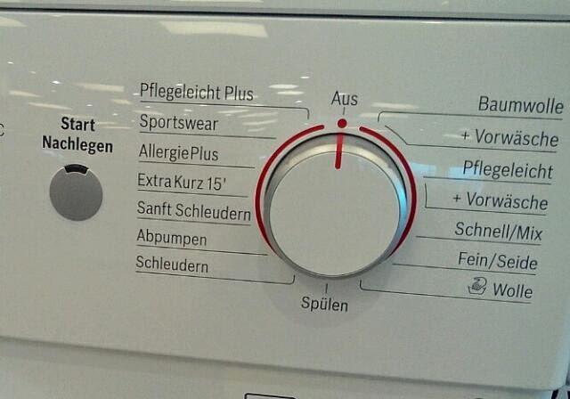 gute Waschmaschine