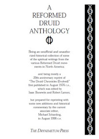 Cover of Reformed Druids's Book Anthology 00 Introduction