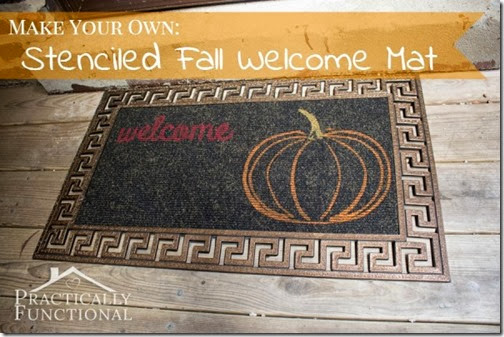 DIY-Fall-Stenciled-Welcome-Mat-10-600x400