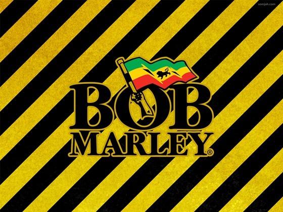 papel de parede reggae Bob Marley 2
