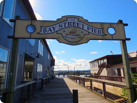 Bay Street Pier