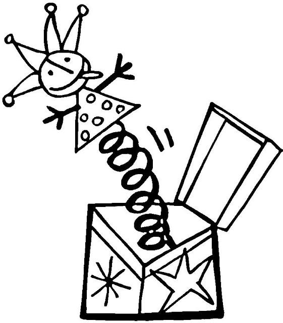 Ausmalbilder Fidget Spinner: COLOREAR DIBUJOS DE CAJAS SORPRESA