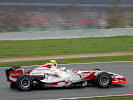 Anthony Davidson Super Aguri SA07 - Honda
