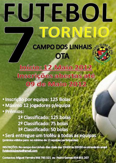 FCO - Torneio Futebol 7