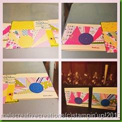 Sunburst Cards