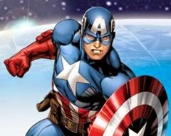 Jogo do treinamento do Capitão América