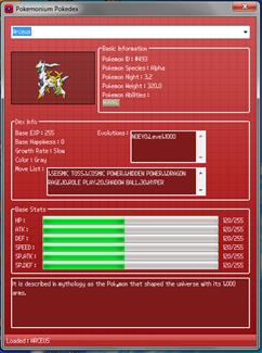 Pokémonium 1.0