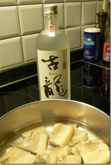 琉球泡盛古酒「古龍」30度