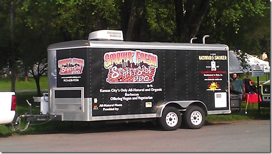 Smokin Fresh BBQ Truck