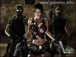 Clara Ravens and Two Mercenary Thugs