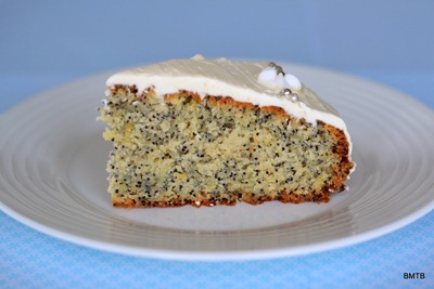 LemonPoppy Seed Cake