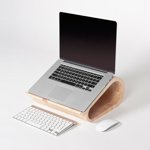 Vool The Wooden Laptop Stand 1