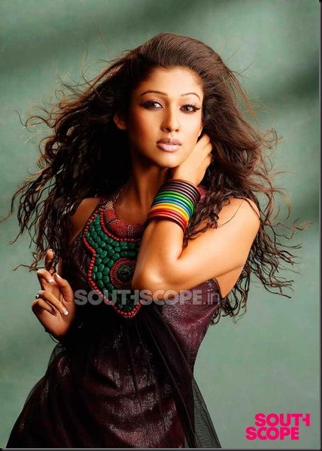 Nayanthara Photo shoot for South Scope Magazine03