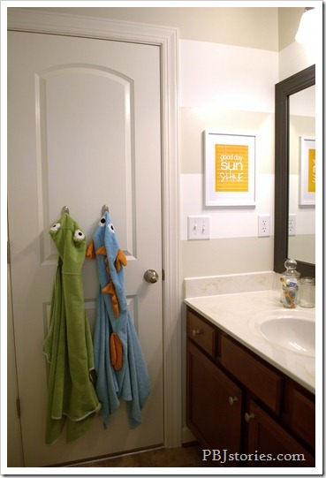 PBJstories.com Bathroom Reveal Printable