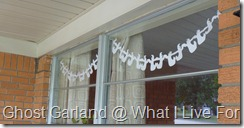 Ghost Garland @ What I Live For