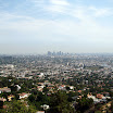 The Los Angeles Basin, as seen from the Griffith Observatory
