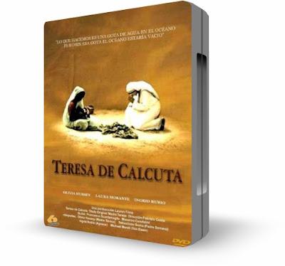 TERESA DE CALCUTA (La Película) [ Video DVD ] – Lo que hacemos es tan solo una gota en el mar, pero no habría mar sin cada una de esas gotas